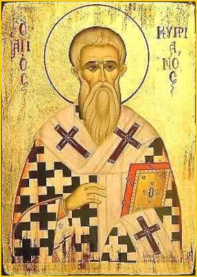 San Cipriano, protector