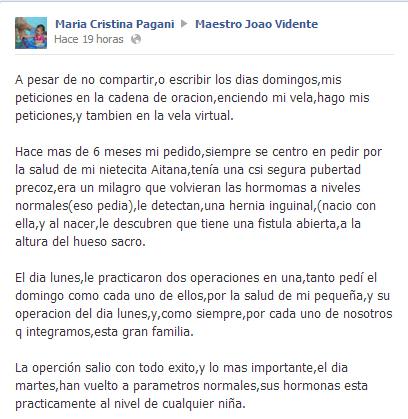 María Cristina Pagani
