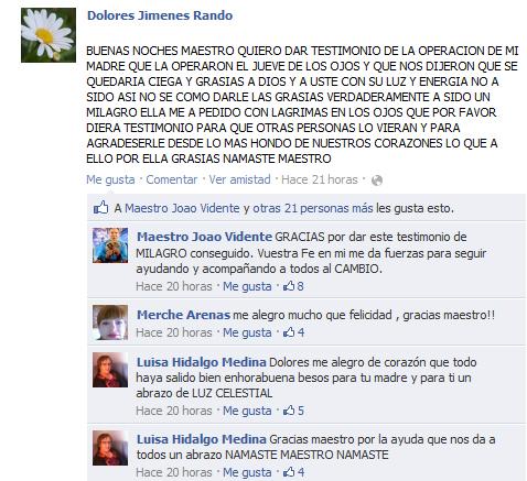 Testimonio Dolores Jiménez Rando