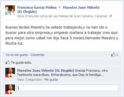 Testimonio Francisco García Molina