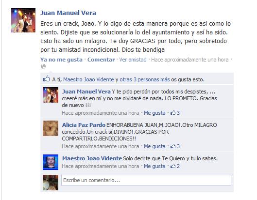 Testimonio Juan Manuel Vera