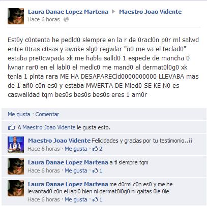 Testimonio Laura Danae (2)
