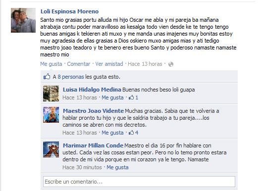 Testimonio Loli Espinosa