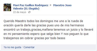 Testimonio Mari Paz Guillén