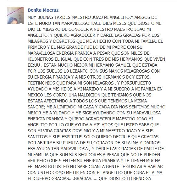 Testimonio de Benita Mocruz (2)