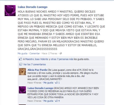 Testimonio de Luisa Dorado (2)