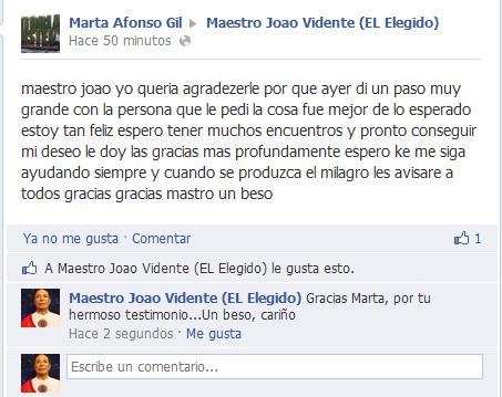 Testimonio de Marta Alfonso Gil