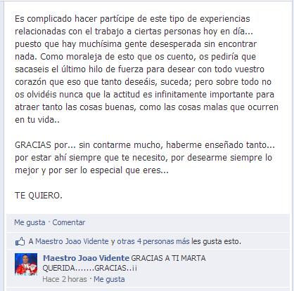 Testimonio de Marta Cuesta 2