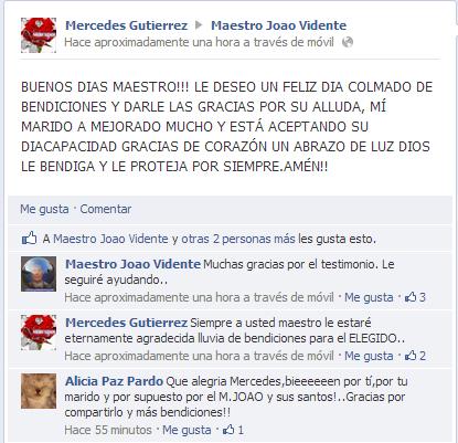 Testimonio de Mercedes Gutiérrez