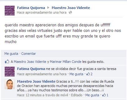 Testimonio de Fátima Quijorna