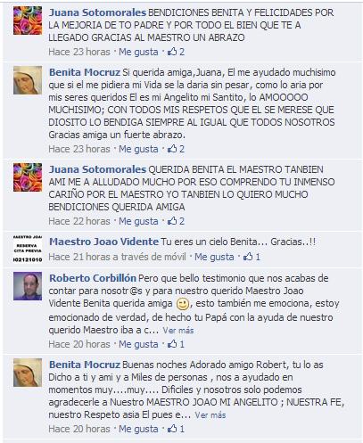 Testimonio de Benita Mocruz 2