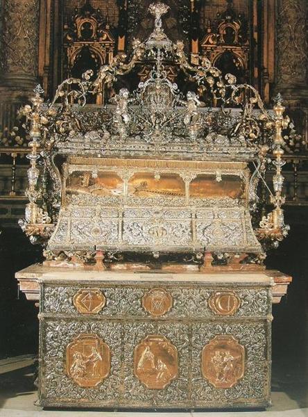 Sepulcro de San Fernando