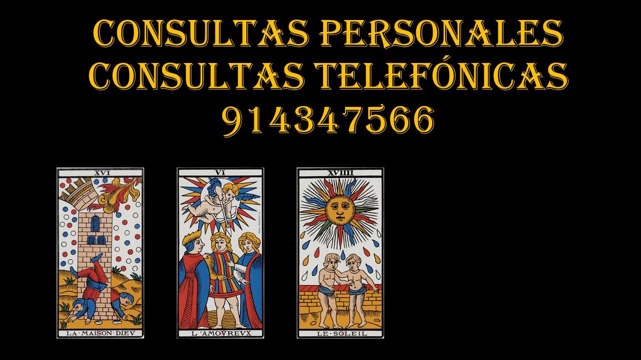 CONSULTAS PERSONALES